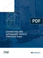 MnDOT Connected and Automated Vehicle Strategic Plan 2019