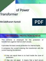 pptonprotectionofpowertransformers-161020085118