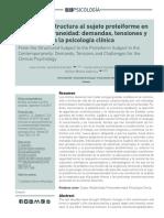 Del Sujeto Estructura Al Sujeto Proteiforme Def (1)
