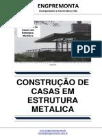 Construção de Casas Em Estrutura Metalica