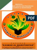 Cover Yayasan