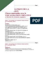 Visualisation Créative