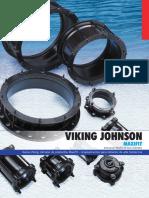 Juntas mecánicas Viking Johnson