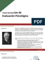 P-Clinica-Instrumentos de Evaluación en Psicología