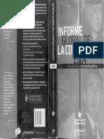 Informe Global de la Corrupción 2004