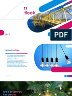 Oil and Gas Market Outlook