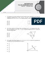 Taller de Matemática avanzada