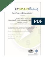 certificate -participant -webinar - 4 may 2017