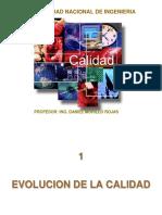 Clase Calidad ING. Murillo FIIS UNI