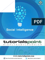 Social Intelligence Tutorial