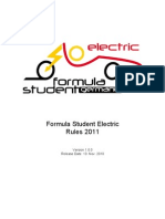 Technical FSE Rules 2011 v1.0.0