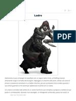Ladro _ D&D 5e
