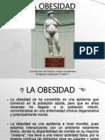 04 La Obesidad