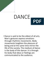 DANCE.ppt