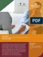 Manual de psicología