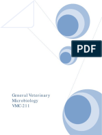 General Veterinary Microbiology