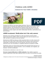 ADHD at school