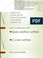 materi ajar Application letter