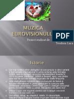Muzica Eurovisionului