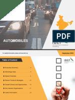 Automobiles Sep 2018