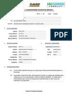 Informe Generador Grua 1a