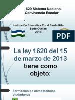 Presentacion Ley 1620