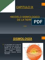 CAP.  IX .- Modelo Sismologico Tierra.pptx