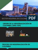 Expo Economia, SECTOR INDUSTRIAL Jueves