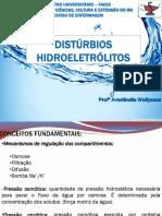 Distúrbios Hidroeletrolíticos