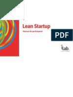 Lean startup manual iLab