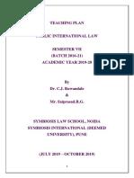 TP-Public International Law -July 2019-October 2019 (1)