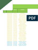 Formato Caracterizacion Del Recreador