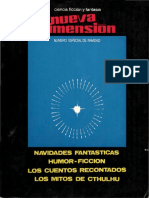 Nueva Dimension 027 - Diciembre 1971