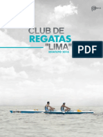 Estatuto Club de Regatas Lima