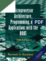 Microprocessor BY Ramesh   Gaonkar(color).pdf