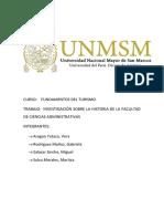 RESEÑA HISTÓRICA DE LA FACULTAD DE CIENCIAS ADMINISTRATIVAS.docx