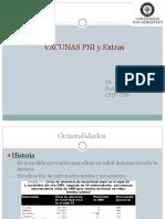 Vacunas y PNI 2019