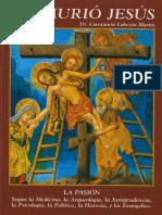 Cabezón Martín, Constancio - Así Murió Jesús