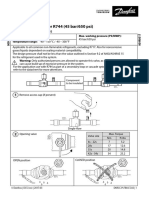 Danfoss - Ball Valve Installation Guide