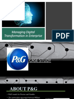 Management of Digital Transformation