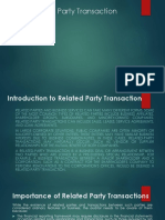Related Party Transaction_PPT