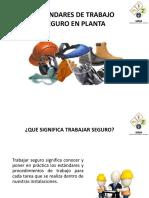 4. Estandares de Trabajo Seguro.ppt