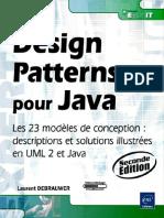 Design Patterns Pour Java Les 23 Modecc80les de Conception 2iecc80me Ecc81dition