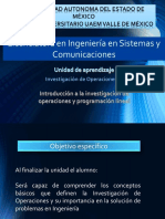 Introducción a IO 13082019