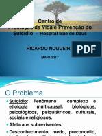 Apresentação Dr. Ricardo Nogueira