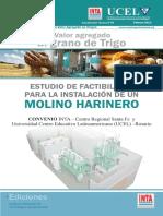 Inta Estudio Factibilidad Molino Harinero Fase 1 Febrero 2012