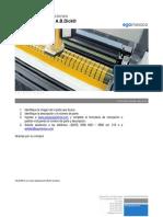 Manual de partes mecánicas Abdick 360