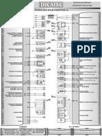 diagrama eletrico GM Blazer 1997