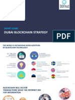 Dubai Blockchain Strategy