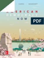 American Democracy Now 5th Edition- Brigid Harrison